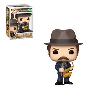 Parks & Recreation Duke Silver Funko Pop! Vinyl