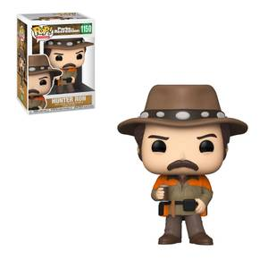 Parks & Recreation Hunter Ron Funko Pop! Vinyl