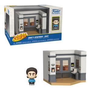 Seinfeld Jerry con Chase Funko Mini Moment