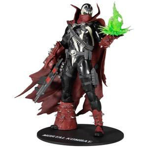 McFarlane Mortal Kombat 12 Inch Commando Spawn Action Figure