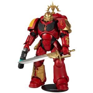 McFarlane Warhammer 40K Blood Angels Primaris Lieutenant (Gold Label Series) Action Figure