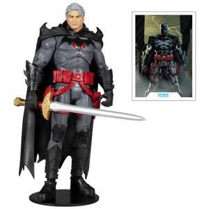 McFarlane DC Multiverse 7 Inch Thomas Wayne Flashpoint Batman Action Figure