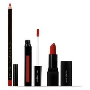 En Rouge Lip Kit