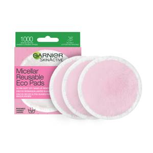 Garnier SkinActive Micellar Reusable Eco Pads