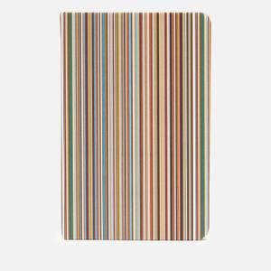 PS Paul Smith Men's Signature Stripe Pocket Notebook - Multi