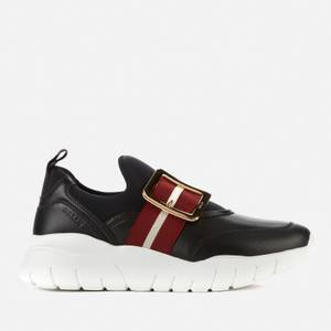 Bally Women's Brinelle Running Style Trainers - Black