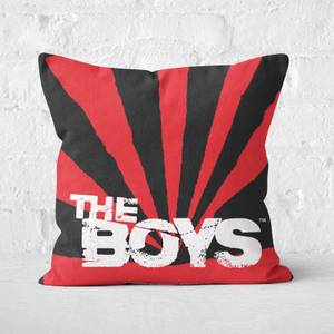 The Boys Season 2 Coussin Carré