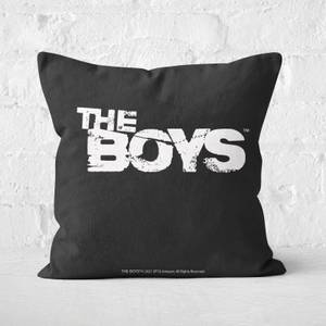 The Boys Heads Coussin Carré