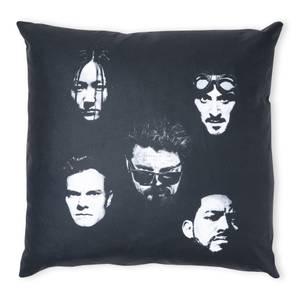 The Boys Heads Square Cushion