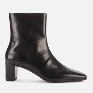 Vagabond Women's Tessa Leather Ankle Boots - Black