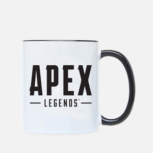 Apex Legends Black Contrast Mug - White/Black
