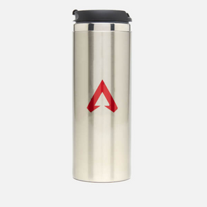 Apex Legends Rot Sigil Stainless Steel Thermo Reisebecher - Metallic Finish