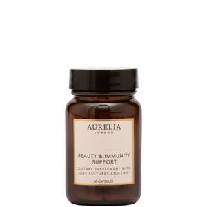 Aurelia London Beauty and Immunity Support Supplements (60 Capsules)