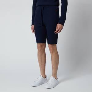 Polo Ralph Lauren Men's 40/01 Waffle Knit Shorts - Cruise Navy