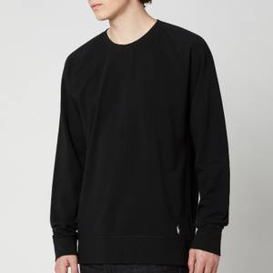 Polo Ralph Lauren Men's Cotton Spandex Longsleeve Top - Polo Black