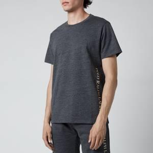 Polo Ralph Lauren Men's Loopback Jersey Crewneck T-Shirt - Charcoal Heather