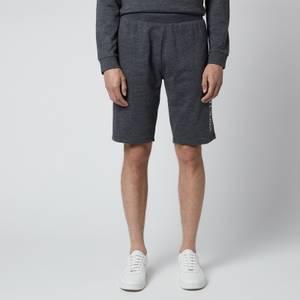Polo Ralph Lauren Men's Loopback Jersey Slim Shorts - Charcoal Heather