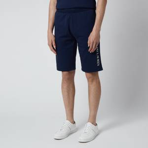 Polo Ralph Lauren Men's Loopback Jersey Slim Shorts - Cruise Navy