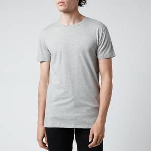 Polo Ralph Lauren Men's Cotton 3-Pack Crewneck T-Shirts - White/Black/Andover Heather