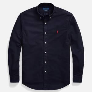 Polo Ralph Lauren Men's Custom Fit Oxford Shirt - RL Navy