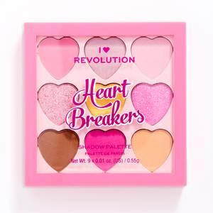 I Heart Revolution Heartbreakers Palette Candyfloss