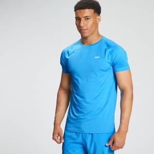 MP Men's Tempo Graphic Short Sleeve T-Shirt - Bright Blue