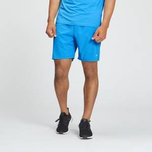 MP Men's Tempo Graphic Shorts - Bright Blue