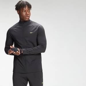 Męska bluza dresowa z kolekcji Tempo MP – czarna