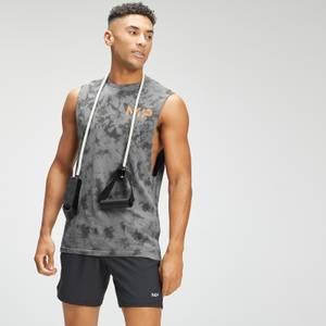 MP Men's Adapt Tie Dye Tank Top | Carbon/Storm | MP