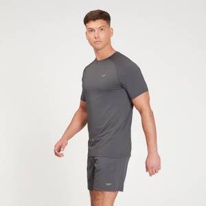 MP Men's Graphic Running Short Sleeve T-Shirt - Carbon