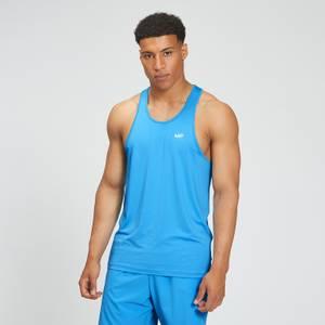 MP Men's Essentials Training Stringer Vest - Bright Blue