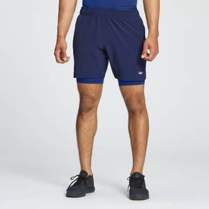 MP Essentials Training Baselayer Shorts til mænd - Intens blå