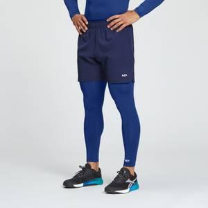 MP Essentials Training Baselayer Leggings til mænd - Intens blå