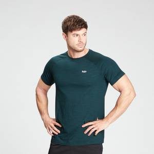 MP Men's Performance Short Sleeve T-Shirt - Deep Teal Marl