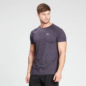 MP Men's Performance Short Sleeve T-Shirt - Smokey Purple Marl