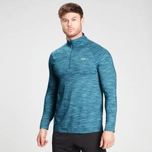 MP Men's Performance 1/4 Zip Top - Deep Lake Marl