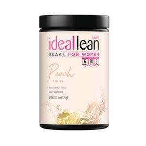 IdealLean BCAAs - Peach Rings - 30 Servings