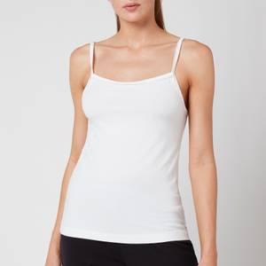 Calvin Klein Women's 2 Pack Camisole Tops - White