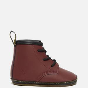 Dr. Martens Babies' 1460 Crib Lace Bootie - Cherry Red