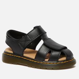 Dr. Martens Toddlers' Moby Ii Sandal - Black T Lamper