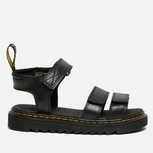 Dr. Martens Kids' Klaire Sandal - Black