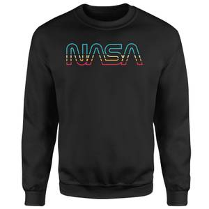 NASA Spectrum Sweatshirt - Black