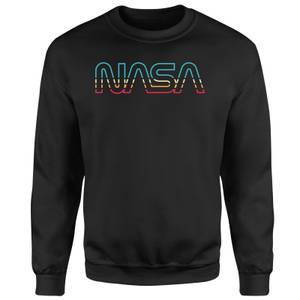 NASA Spectrum Sweatshirt - Black