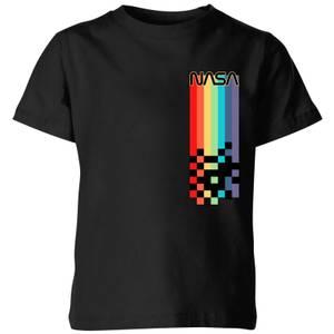 NASA Breaking Orbit Kids' T-Shirt - Black