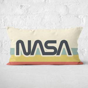 NASA Retro NASA Rectangular Cushion