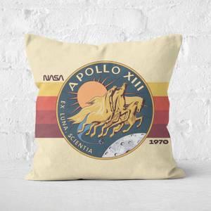 NASA Apollo XIII Square Cushion