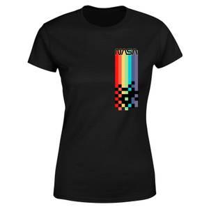 NASA Breaking Orbit Women's T-Shirt - Black