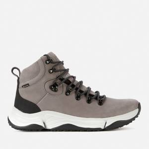 Clarks Men's Tripath Hi Goretex Hiking Style Boots - Grey Combi