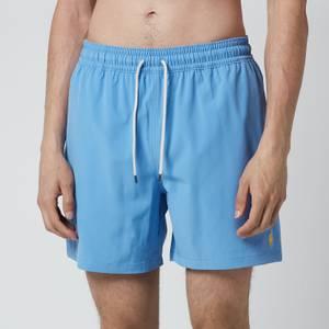 Polo Ralph Lauren Men's Traveler Swim Shorts - Harbor Island Blue