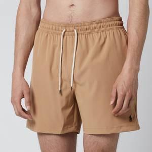 Polo Ralph Lauren Men's Traveler Swim Shorts - Monument Tan